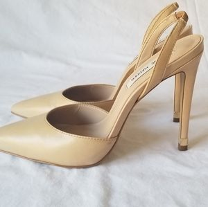 Steve Madden Classic Pointy slingback heels